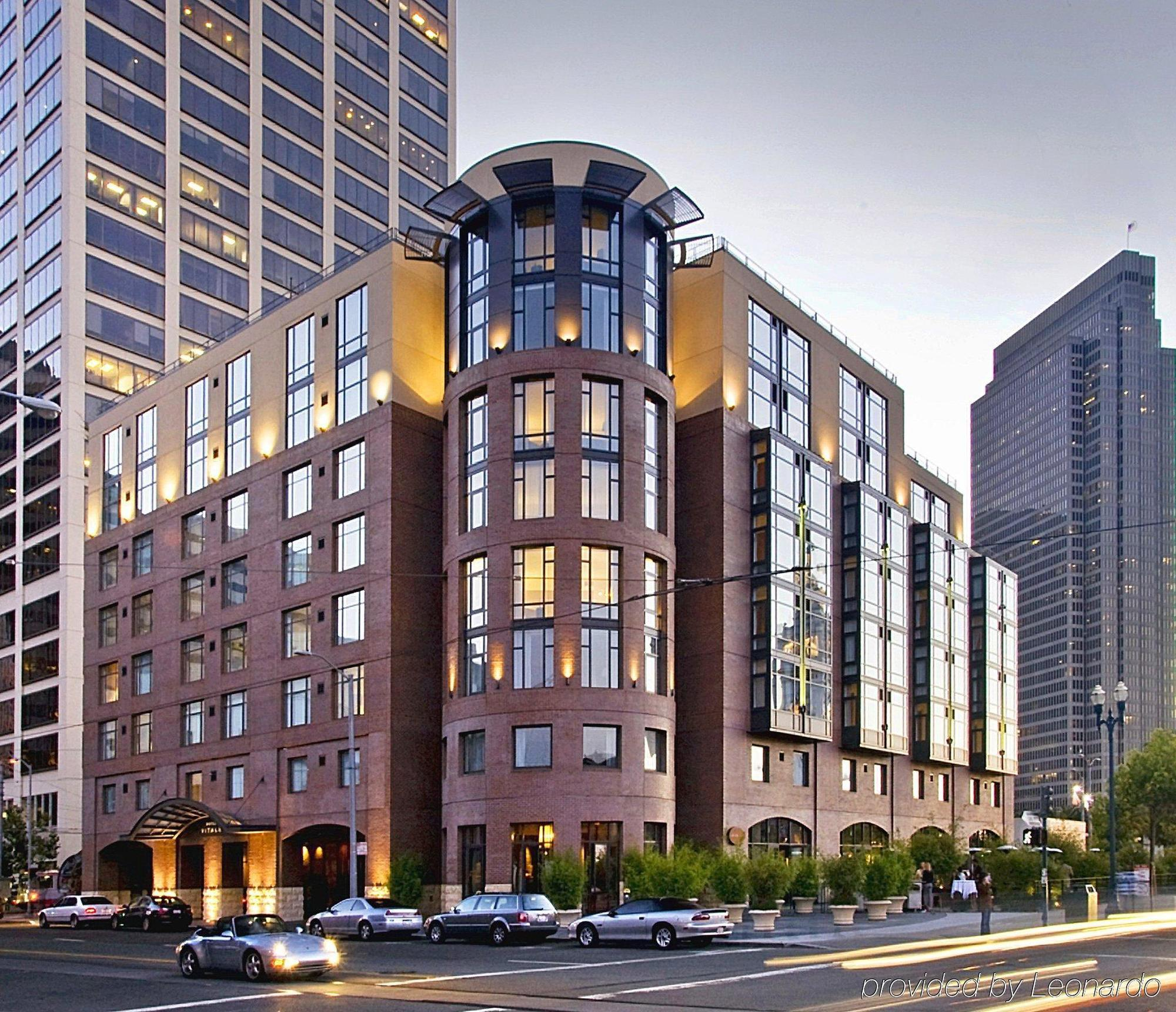 Boutique Hotels San Francisco Near Moscone Center Benbie